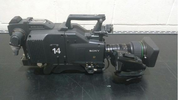 Filmadora Dxc D-30 Com Ca Tx-7