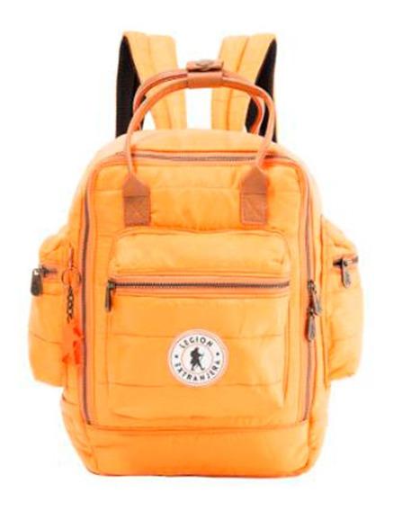 Mochila Legion Extranjera Andes Light Naranja Volca Bags