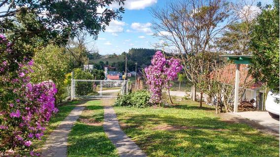 Casa Com Grande Área Arborizada No Sul E Visão Panorâmica