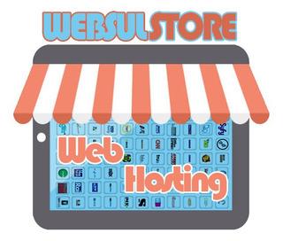 Websul Store Web Hosting - Plano Hl (hosting Linux) [mensal]