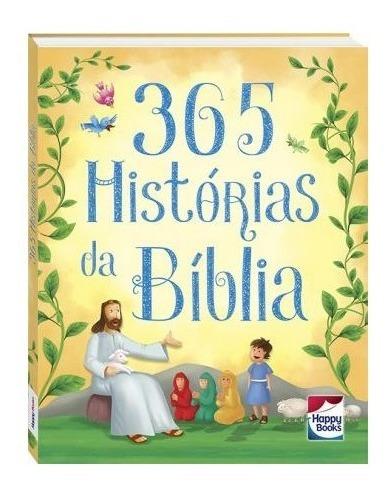 Livro - 365 Histórias Da Bíblia