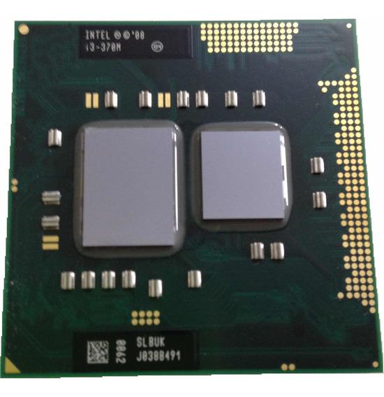 Processador Notebook Core I3 370m 2,40ghz 1ª Geração Novo