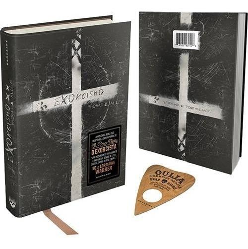 Livro Exorcismo: A História Real - O Exorcista - Darkside