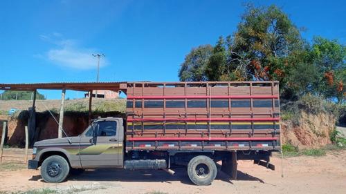 Caminhão Boiadeiro Chevrolet / D-40