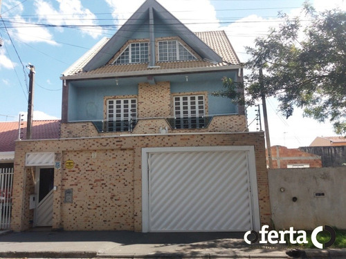 Imagem 1 de 15 de Sobrado - Vitoria Regia - Ref: 432 - V-432