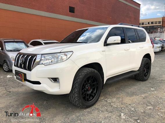 Toyota Prado Txl 3.0 Tp 2018