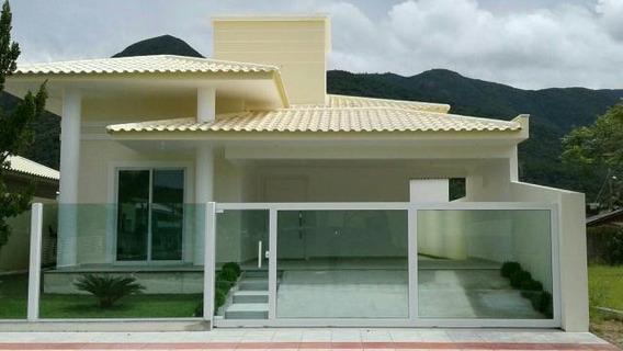 Casa Com 3 Dormitórios - Praia De Fora - Palhoça/sc - Ca2361