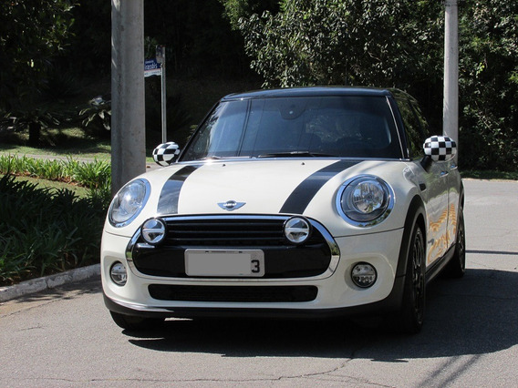 Mini Cooper 1.5 Turbo Gasolina 4p Automático 2015 Blindado