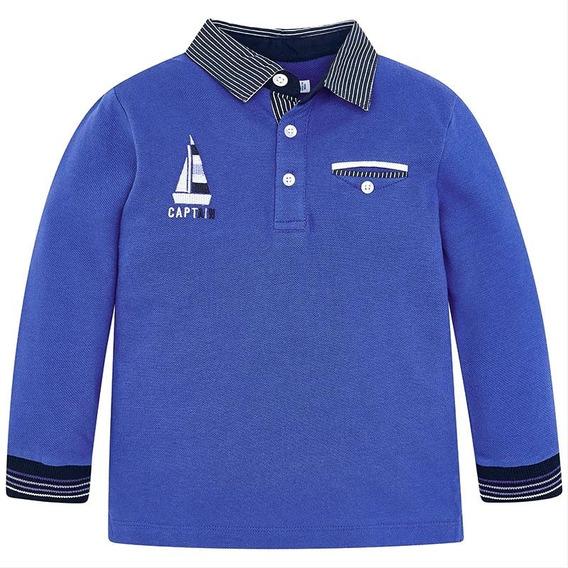 Camisa Mayoral Para Niño 3 A 9