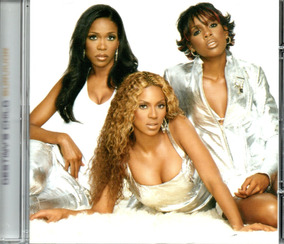 Cd Destiny´s Child - Survivor