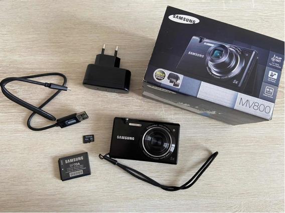 Câmera Samsung Mv800 16.1 Megapixels