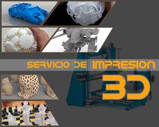 Impresión 3d, Modelado 3d Y Modelado Físico