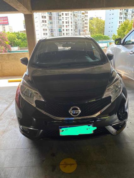 Nissan Note Sr 2019 At
