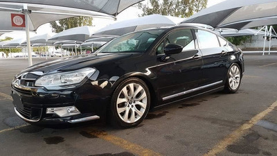 Citroën C5 2.0 Exclusive Aut. 4p 2012
