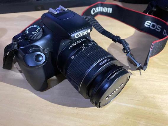 Câmera Profissional Canon 1100d Com Lente Extra