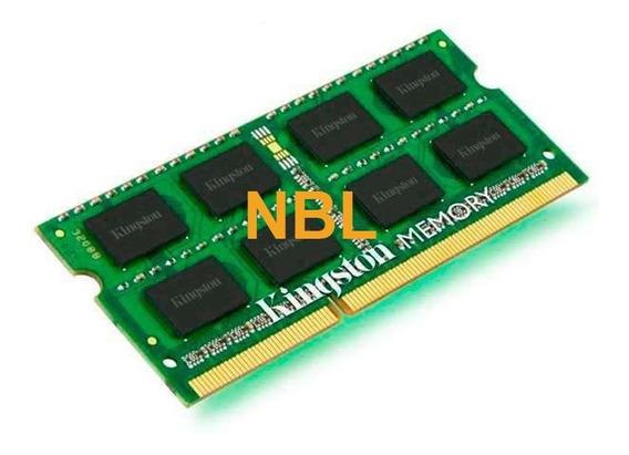 Memoria Notebook Kingston Ddr3 Sodimm 4gb 1600 Mhz Martinez