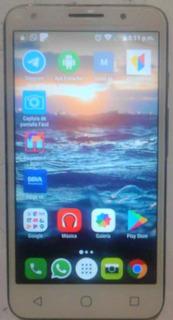 Álcatel Pixi 4 (5) Digitel, Teléfono Android Como Nuevo