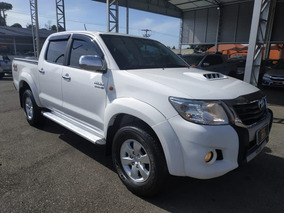 Toyota Hilux Cd Sr 4x4 3.0tb 2015