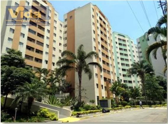 Apartamento 2 Dormitórios À Venda, 55 M² - Pq Continental-sp - 41858