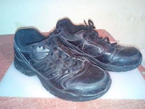 Zapatos Deportivo Negros Talla 35.5 New Balance Hombre Niño
