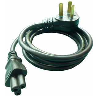 Cable Trebol Para Cargador De Notebook - Polotecno