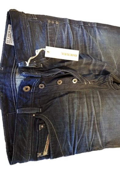 Calça Jeans Diesel (regular)