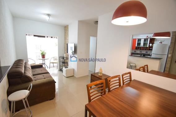 2 Dormitórios, 55 Útil, Andar Alto, Vila Mascote - Bi26189