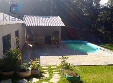 Chácara Residencial À Venda, Contenda, São José Dos Pinhais. - Ch0015