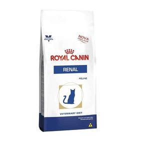 Ração Royal Canin Veterinary Renal - Gatos Adultos 500g