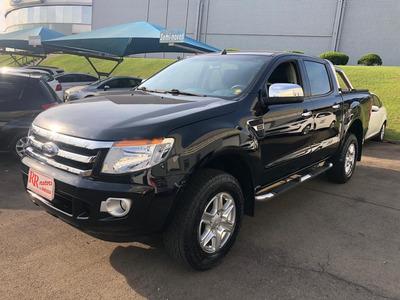 Ford Ranger Xlt Cab Dupla 4x2 Flex Baixo Km!