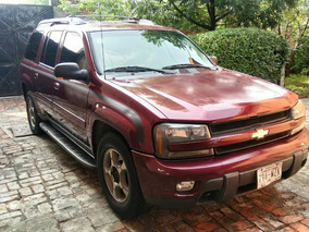 Chevrolet Trailblazer Ltz Ext