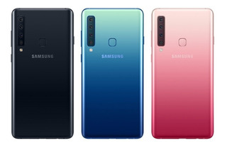 Samsung Galaxy A9 128gb 6gb Ram Nuevos Liberados Garantia