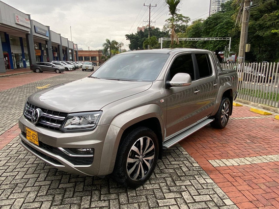 Volkswagen Amarok Higline Extreme 3.0 4x4 2019