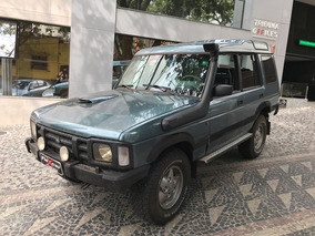 Land Rover Discovery 2.5 4x4 8v Turbo Intercooler Diesel 4p