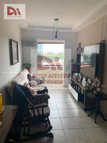 Apartamento Com 1 Dormitório À Venda, 69 M² Por R$ 210.000,00 - Jardim Santa Cruz - Taubaté/sp - Ap0043
