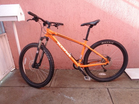 Bicicleta De Montaña Marca Kona Suspension Rockshox
