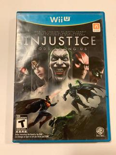 Injustice Wii U