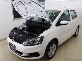 Volkswagen Fox 1.6 Comfortline 2017 Blanco