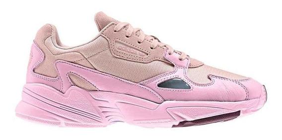 Zapatillas adidas Falcon W Rosas - Corner Deportes