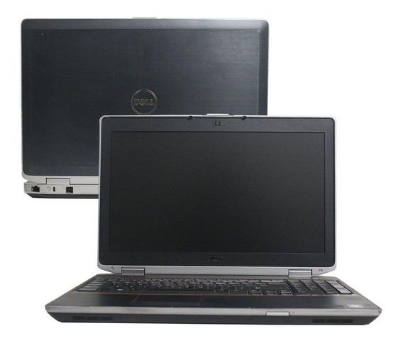 Notebook Dell Latitude E6520 I5 8gb 1tb