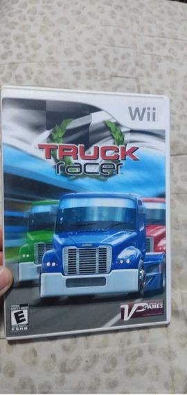 Jogo Truck Racer Original Para Wii