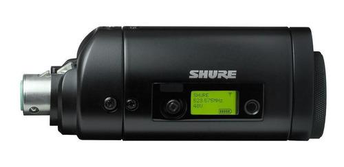 Transmissor S/fio Shure Ur3-j5