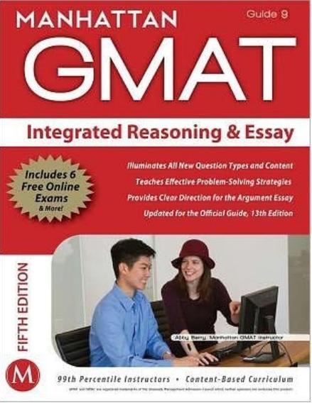 Manhattan Gmat Integrated Reasoning & Essay