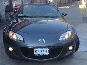 Impecable Auto Deportivo Mazda Mx-5 G. Touring 2014
