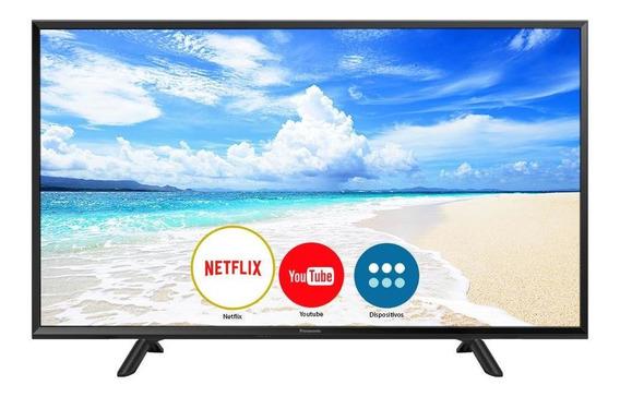 Smart Tv Led 40 Panasonic Full Hd Hdmi/usb/wi-fi Tc40fs600b