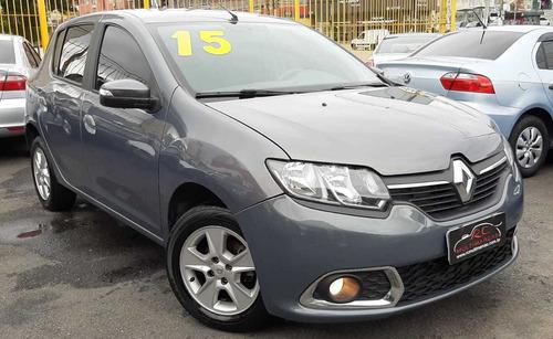 Renault Sandero Dynamique 1.6 Flex Completo 2015