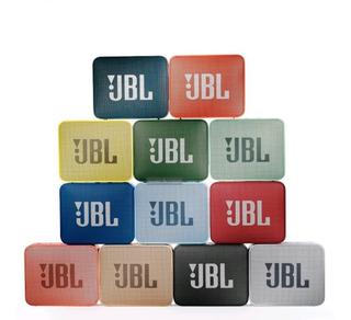 Jbl Go2 Parlante Bluetooth Usb Portatil Bateria Vintage New