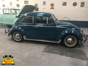 Volkswagen Fusca 1600 1966 Placa Preta