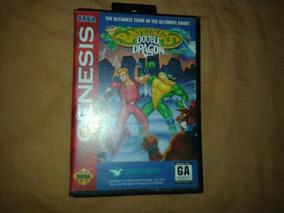 Battletoads & Double Dragon - Mega Drive Original