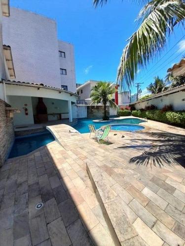 Sobrado Triplex Em Condomínio Com 3 Dormitórios À Venda, 132 M² Por R$ 440.000 - Canto Do Forte - Praia Grande/sp - So0395